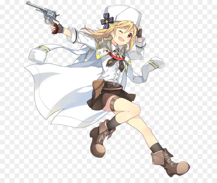 Girls' Frontline Nagant M1895 Revolver Mosin–Nagant Fabrique