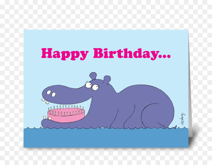 Greeting Note Cards Illustration Birthday Card Happy Birthday To