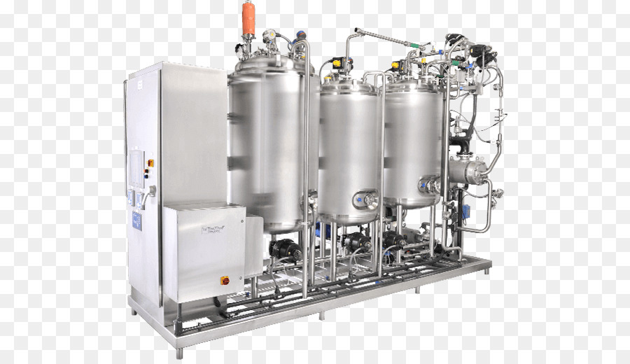 Cleaninplace Machine png download - 615*515 - Free Transparent