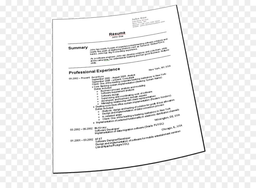 Zusammenfassung Curriculum Vitae Employment Job Cover Letter