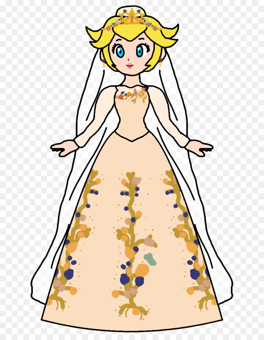 Princess Peach Wedding Dress Super Mario Odyssey Clothing Dress