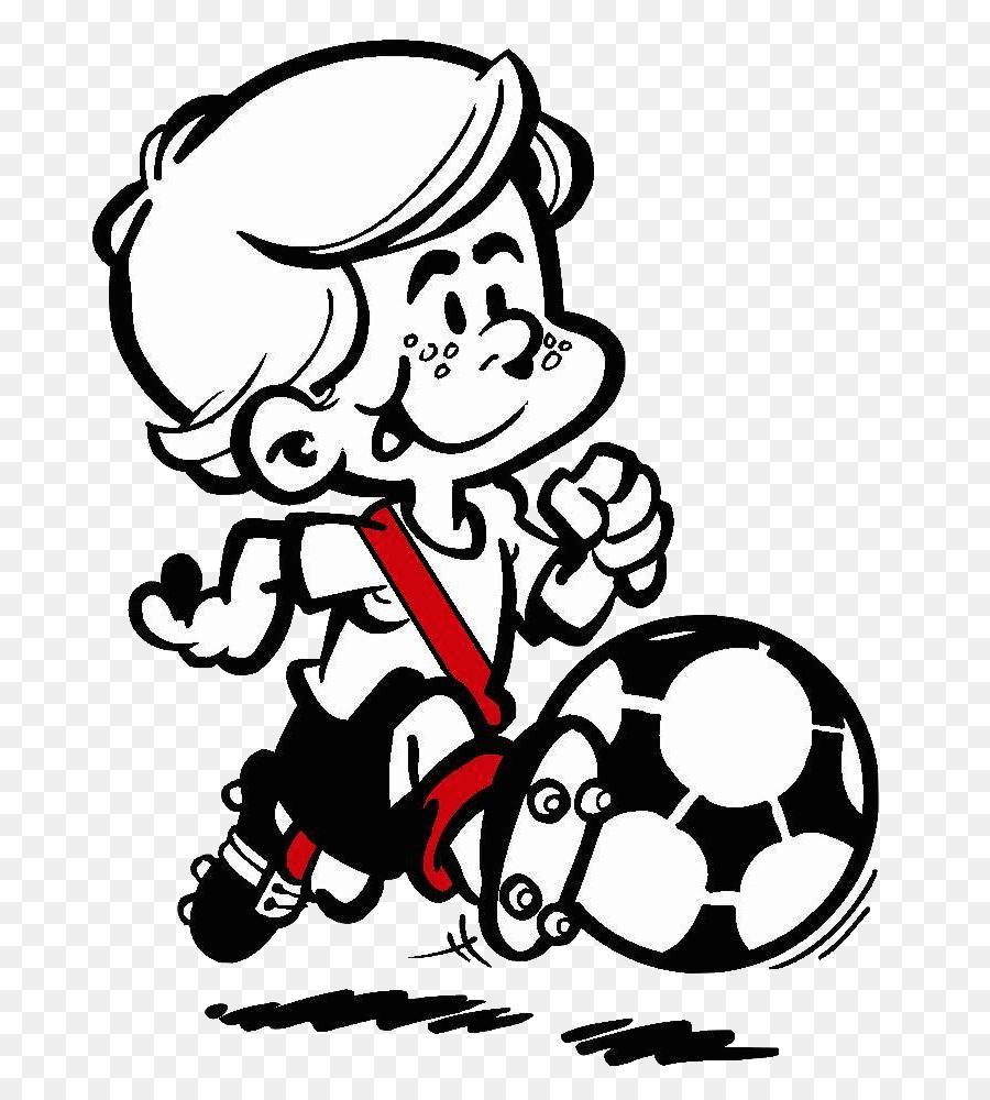 Fussball Spieler Clipart Zeichnung Fussball Png