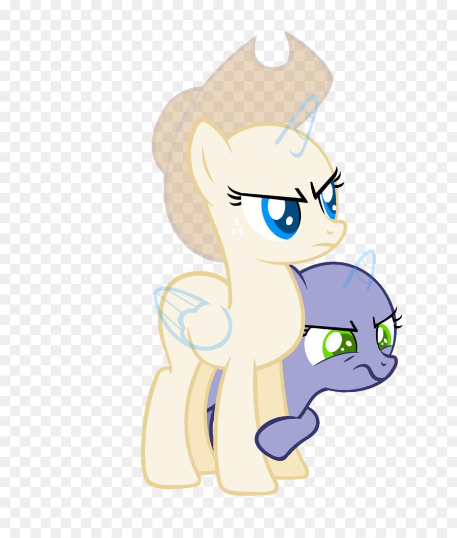 Cat Pony Pferd Fluttershy Geflügeltes Einhorn Katze Png