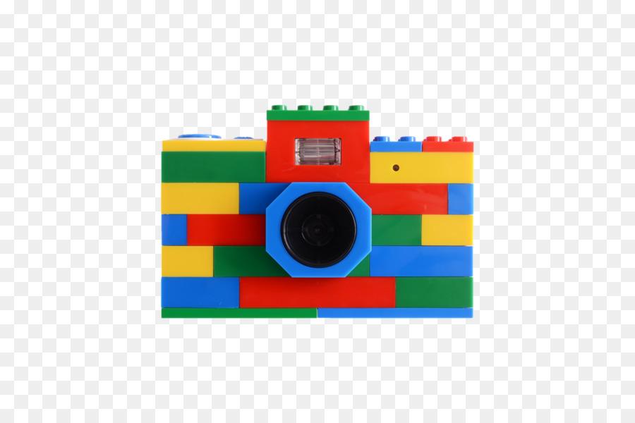 digital blue lego digital toy camera classic lg10002 with tracking