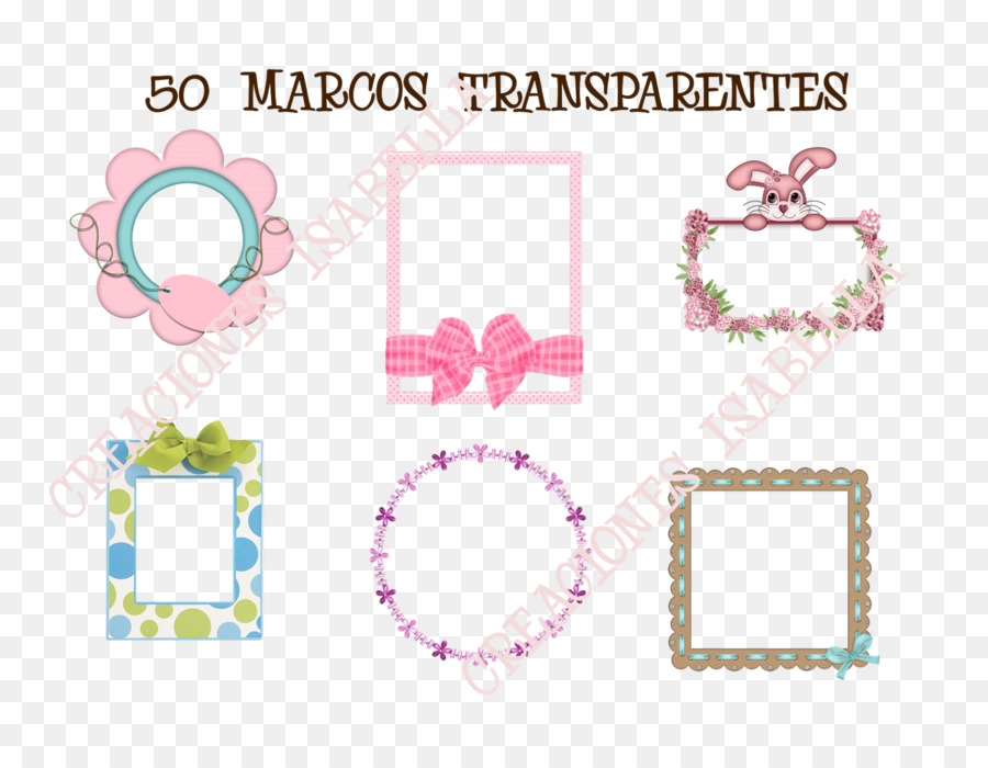 Picture Frames Pattern Pink M Line Font Baby Shower Twins Png