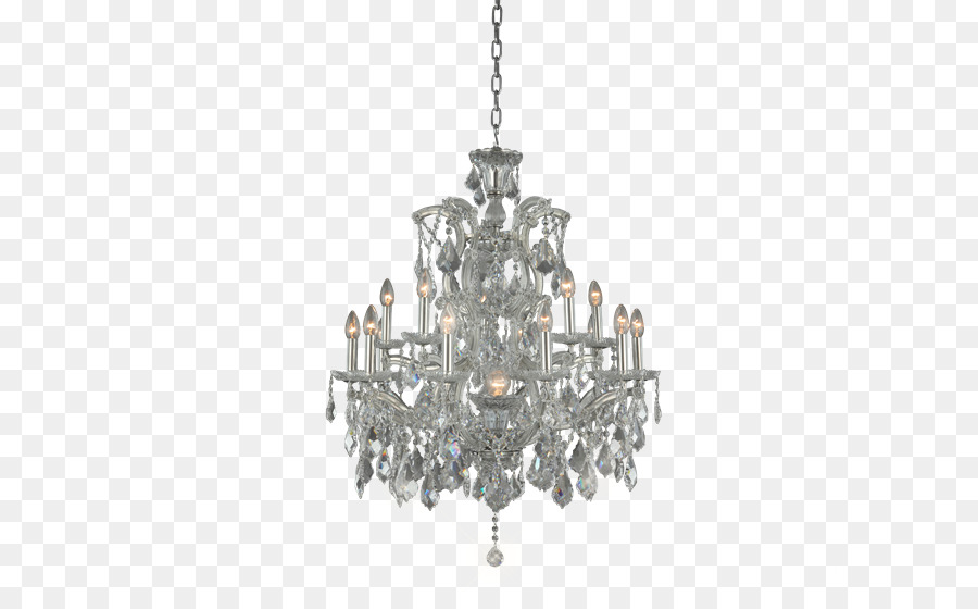 Chandelier Light fixture Lighting Ceiling - crystal chandeliers png ...