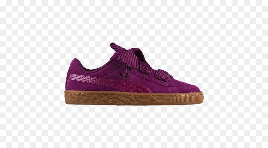 uk availability 67e14 12496 Basketball Schuh Puma Suede Sportschuhe - Adidas png ...