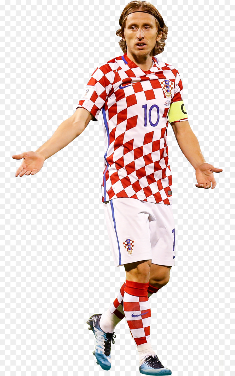 the best attitude 315f9 faedc Luka Modrić 2018 World Cup Croatia national football team ...