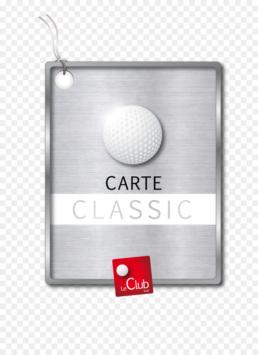 carte le club golf Product design Brand Font   classic card png download   1360*1866