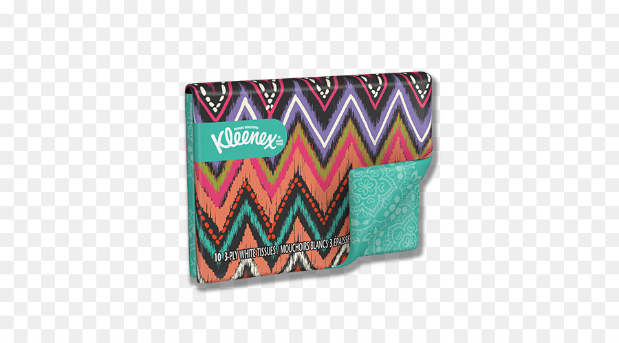 Pack of 12 Kleenex Tissue Slim Pack 10 Count 3-ply