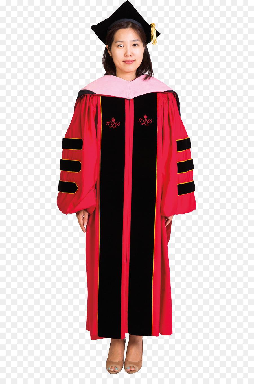 Robe Rutgers Universitynew Brunswick Graduation Ceremony Academic
