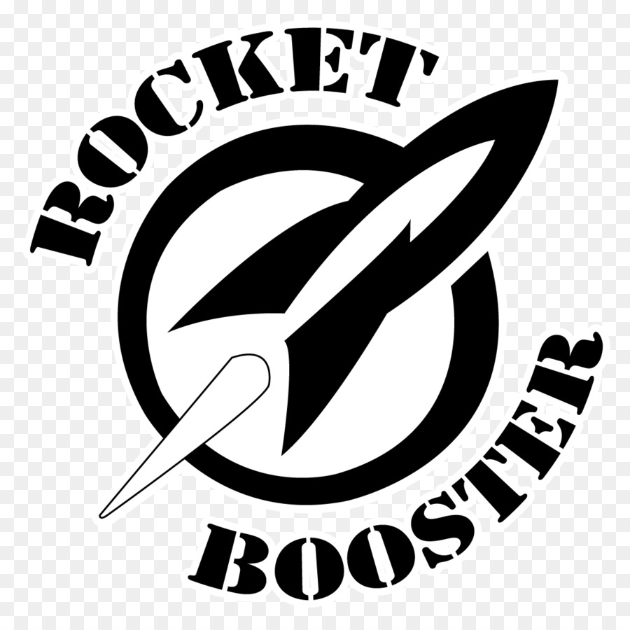 logo brand booster trademark font rocket launch png download