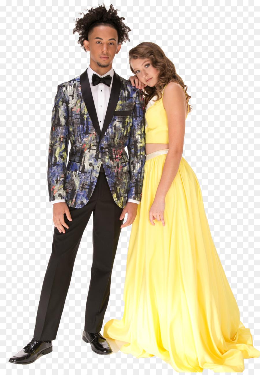 Tuxedo Prom Suit Dress Black tie - suit png download - 1294*1856 ...