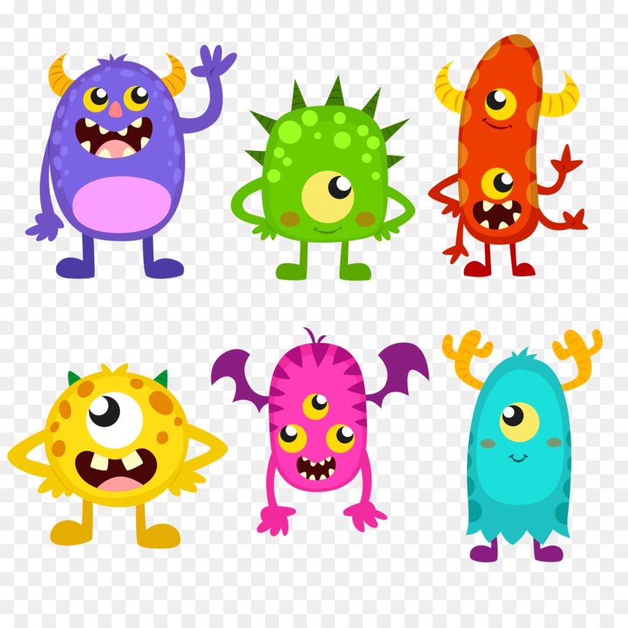 Clip art Openclipart Image Monster Party - monster png download ...