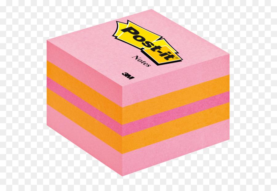 Post-it Note Yellow Karteczki samoprzylepne 76x76/100 Color 3M ...