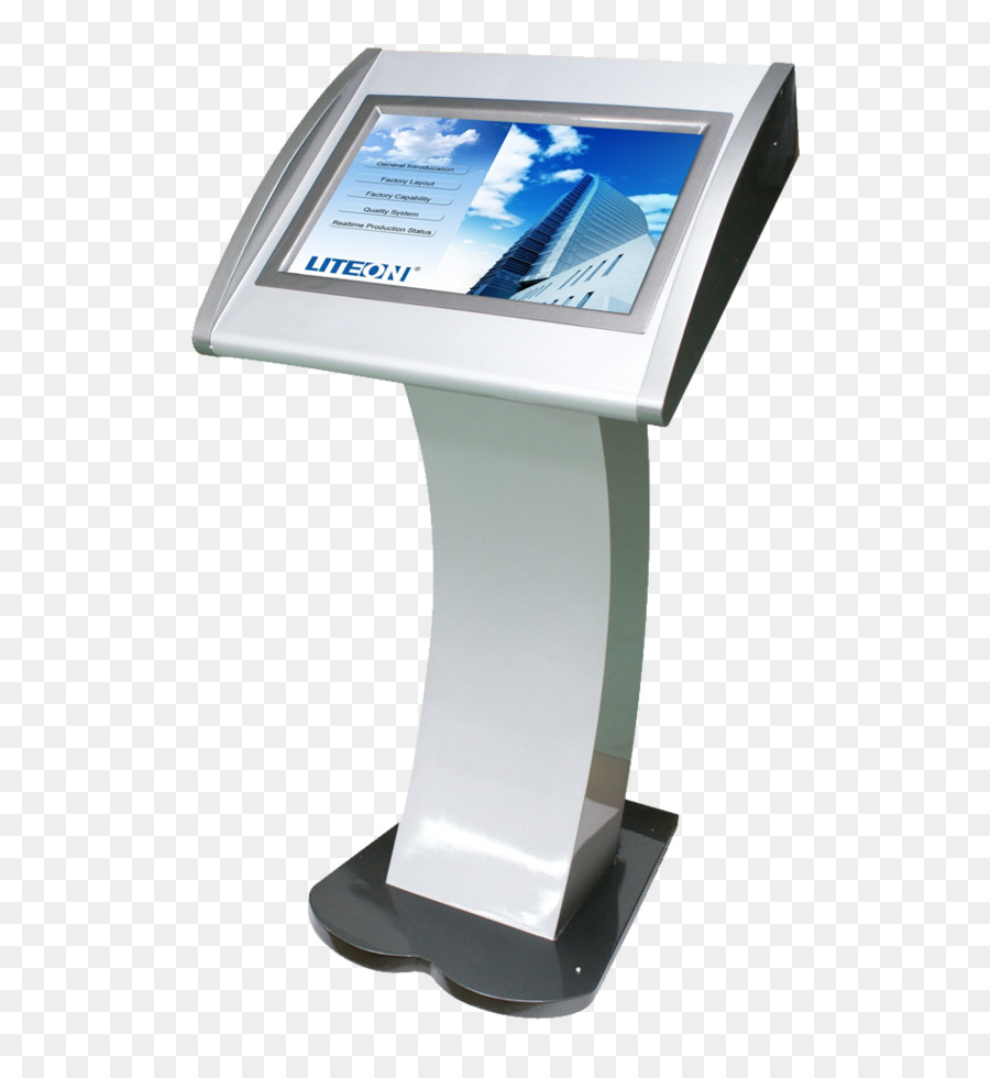 Interactive Kiosks Technology png download - 951*1024 - Free