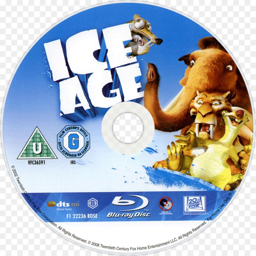 Blu Ray Disk Sincap Buz Devri Sid Dvd Hokey Sopası Boyama