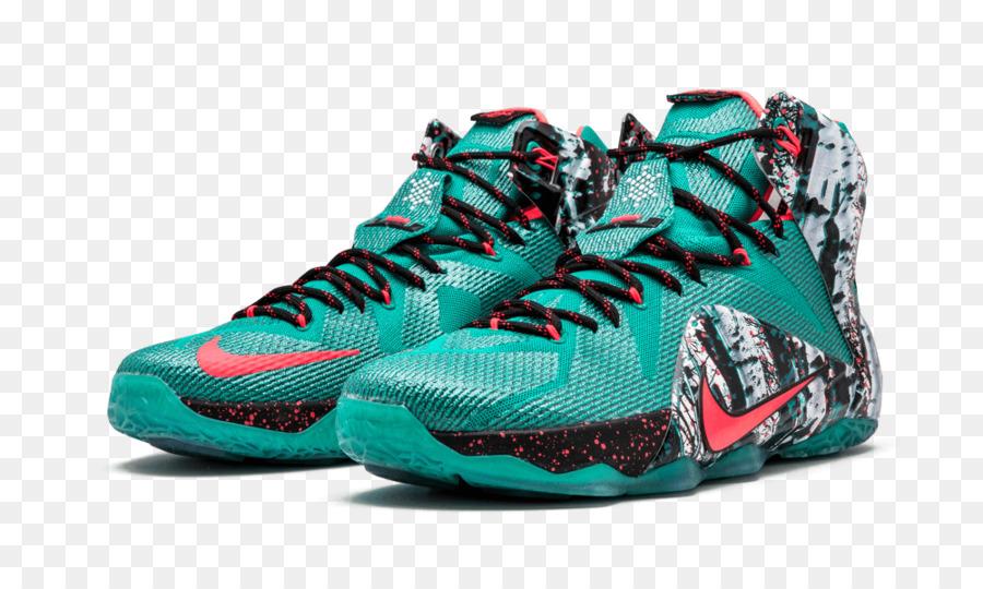 2c9e09c6236b Sports shoes Men s Nike Lebron 12 Xmas Akron Birch Basketball Shoes ...