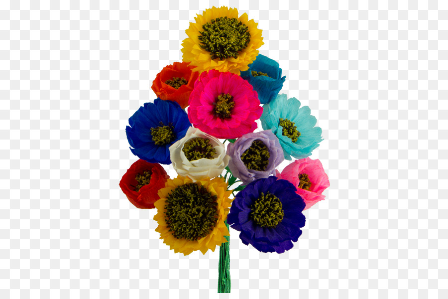 Paper Flowers Flower Bouquet Artificial