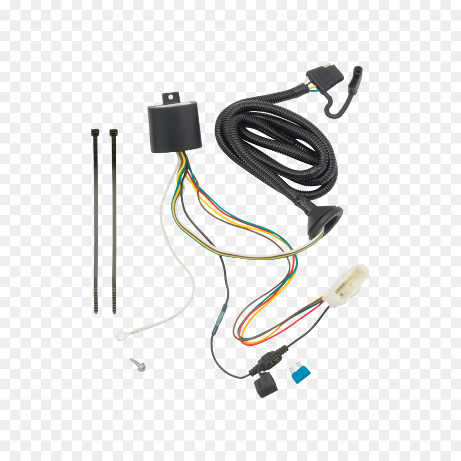 2015 Honda Pilot Electrical cable Car Electrical connector - Flat Ball Hitch