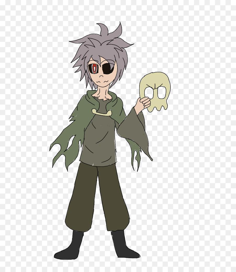 Cartoon Illustration Human Legendary Creature Male Duskull Pokemon