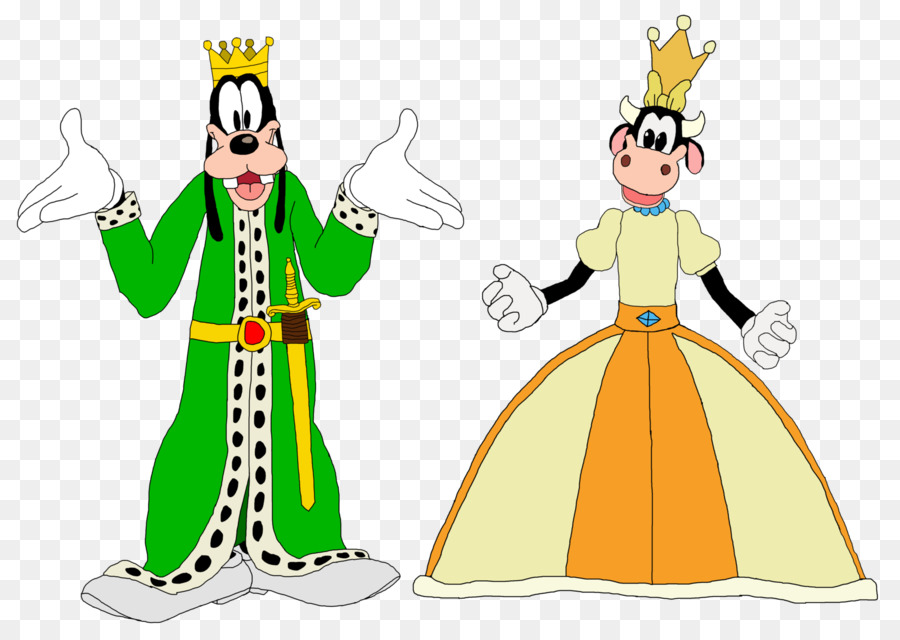 Sapi Clarabelle Goofy Mickey Mouse Minnie Mouse Horace Karel Kuda