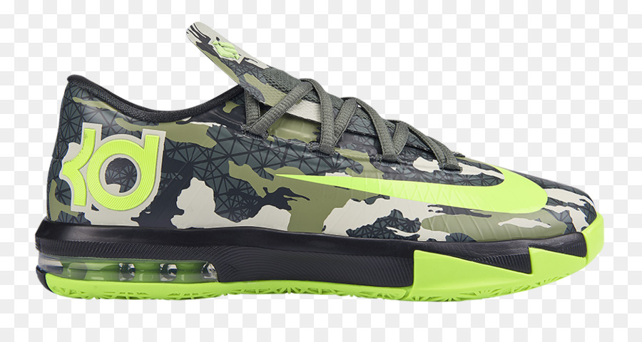 a5141976c3980 Nike KD 6 GS Hero Shoe Nike KD Mens 6  What The KD  Sneakers Camouflage -  KD Shoes Boys png download - 940 497 - Free Transparent Nike png Download.