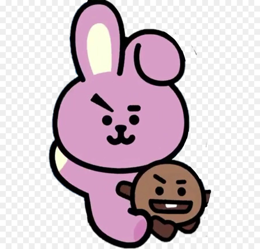 Bts Bt21 Sticker Biscuits Cookie Clicker Bt21 Sticker Png Download