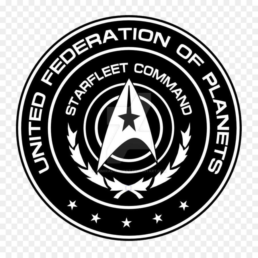 Logo Star Trek Starfleet Command Starfleet Official Starfleet