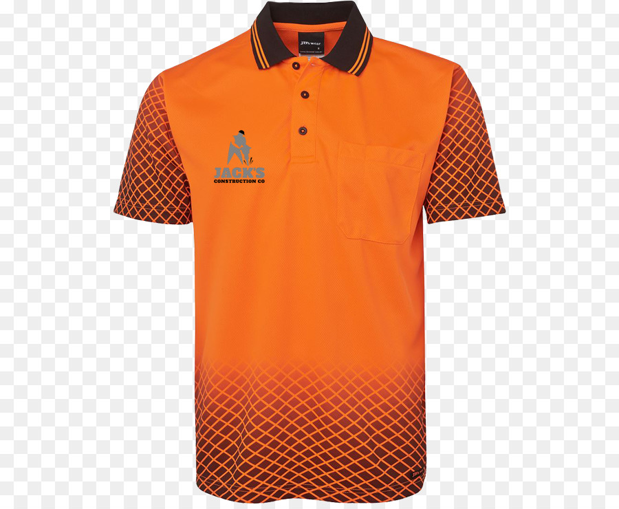Polo Shirt High Visibility Clothing T Shirt Safety Custom Work