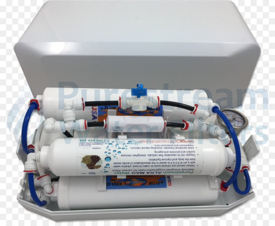 Reverse Osmosis Water Filter Hardware Compressor Png