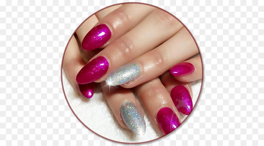 Artificial Nails Nail Polish Manicure Nail Art Acrylic Nails Png