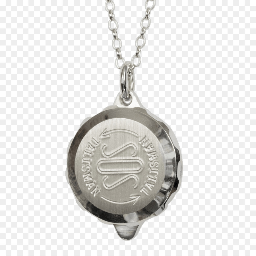 Charms Pendants Locket Necklace Silver Sos Talisman Pendant
