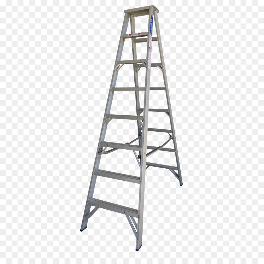 Ladder Aluminium Fiberglass Industry Stair Tread   Step Ladder Weight  Ratings