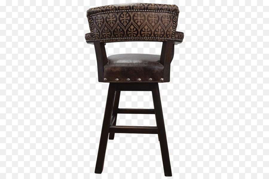 Sgabello da bar sedia mobili bracciolo sedile vera pelle