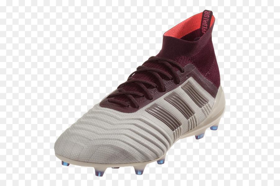 Adidas Mulheres Predador 18.1 FG Futebol Grampo Adidas Predator 18.1 Fg  chuteira - maroon adidas sapatos 2e69b9796578b
