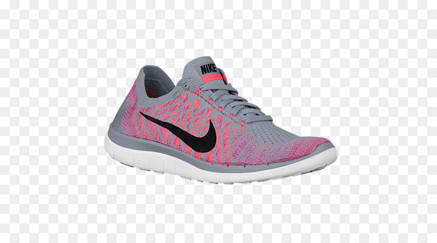 a9e31d01cc56 Nike Free RN Flyknit 2018 Women s Sports shoes Running - Pink Nike Shoes  for Women 500 500 transprent Png Free Download - Footwear