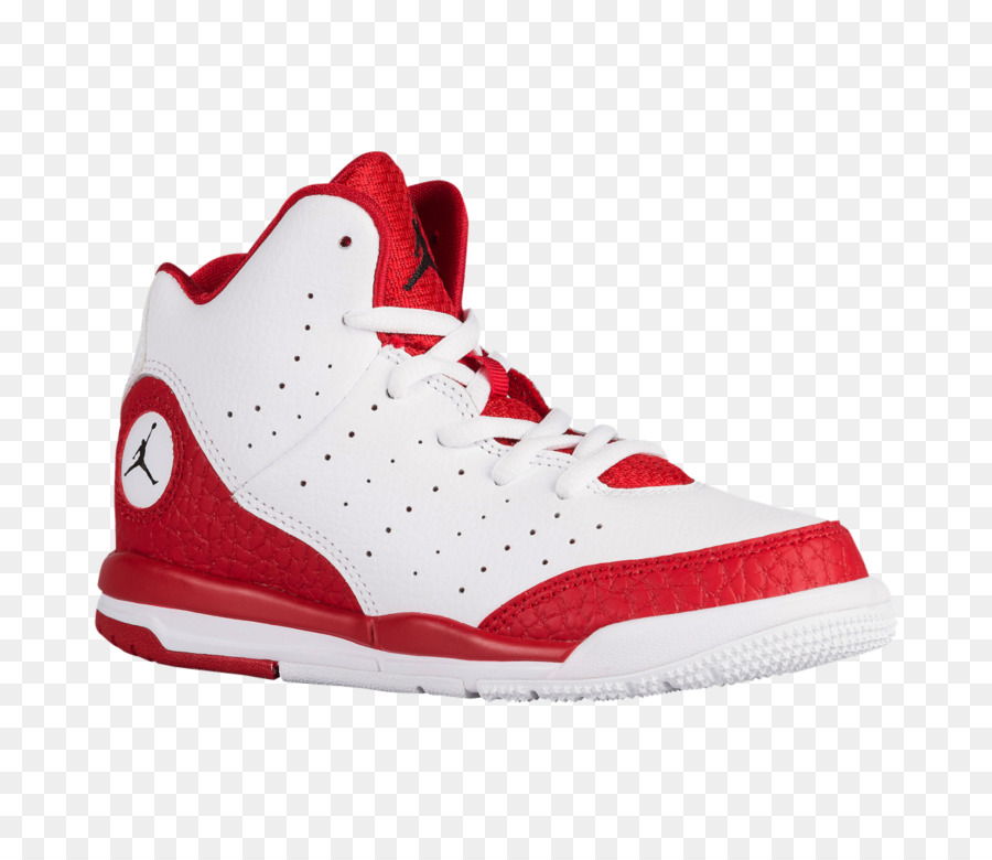 60289f1f595 Nike Air Force Sports shoes Air Jordan Basketball shoe - Red Black ...