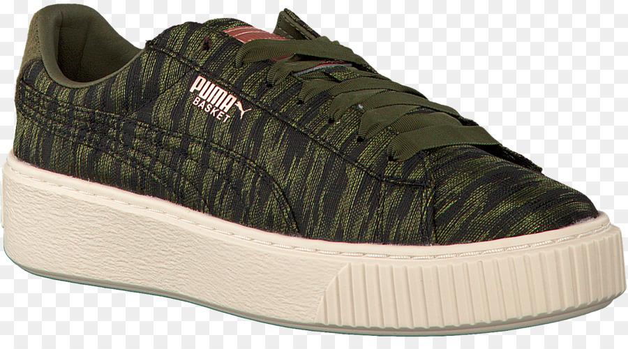 087e4a0ac99e Sports shoes Puma Sneakers Basket Platform Puma Basket Platform Vr - Green Puma  Shoes for Women png download - 1500 811 - Free Transparent Sports Shoes png  ...