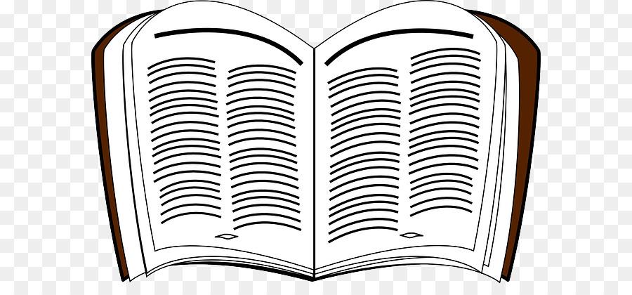 Libro de tapa dura Cubre Clip de arte de la Lectura - asustado ...