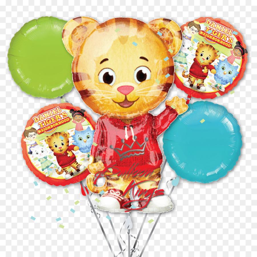 Ballon Miss Elaina O die Eule Erkunden, Daniel Nachbarschaft, PBS ...