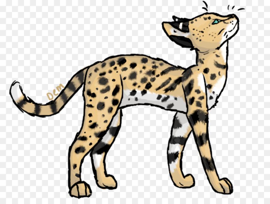 Bıyıkları çita Leopar Vahşi Kedi Vahşi Kedi Boyama Sayfaları
