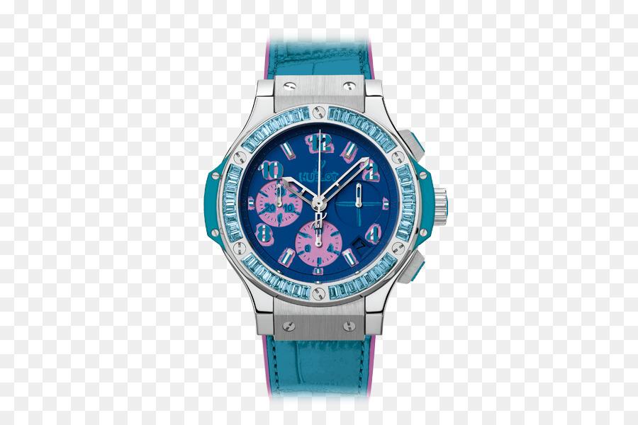 3316d39ff29 Hublot relógio Automático arte Pop Big Bang - esgotado azul ...