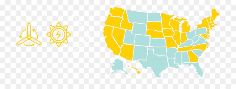 Western United States North Carolina U S State Map Northern United