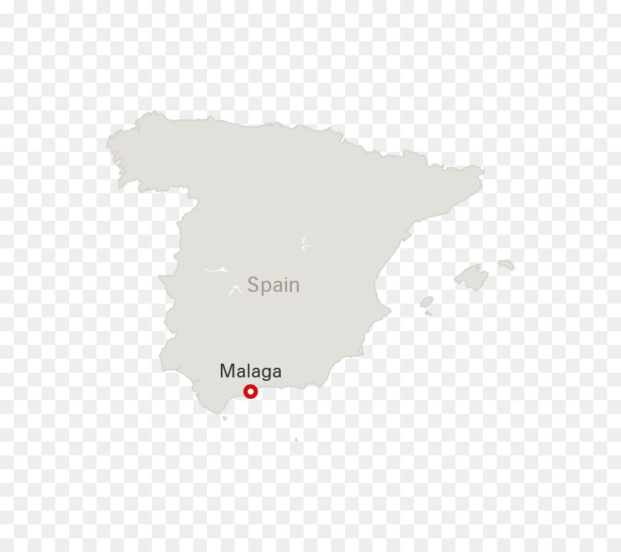 Map Provinces Of Spain Tuberculosis Malaga Spain Png Download