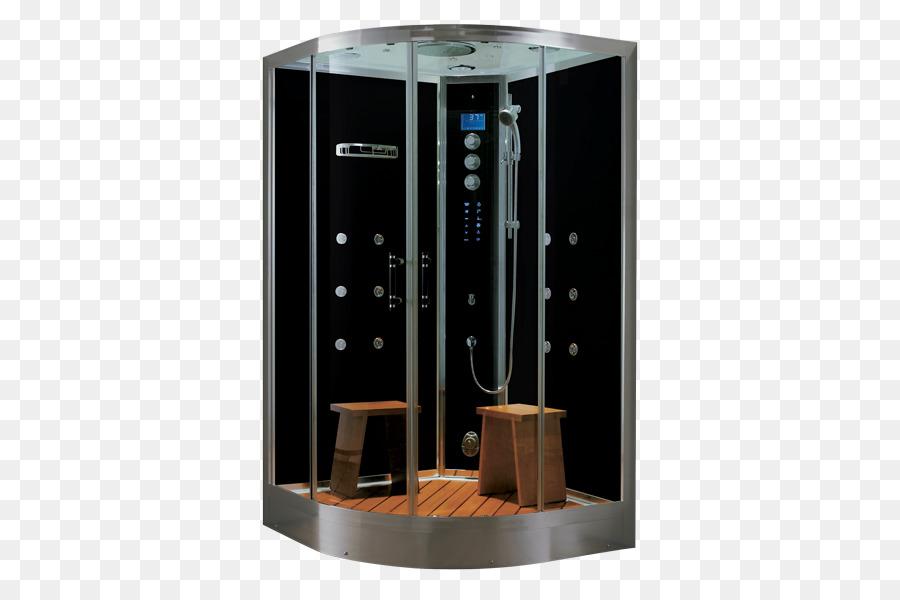 Hot tub Steam shower Baths Door - steam shower png download - 800 ...