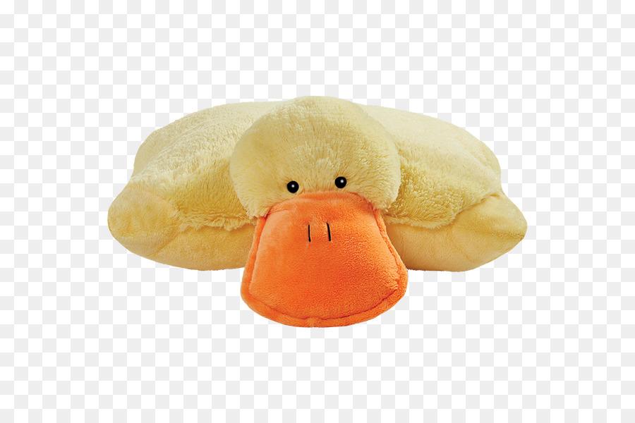 Stuffed Animals Cuddly Toys Puffy Duck Pillow Pet Pillow Pets