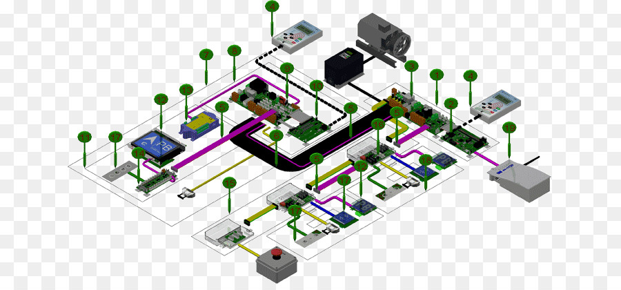 Fabulous Control System Microcontroller Electronics Electronic Engineering Wiring Cloud Tobiqorsaluggs Outletorg