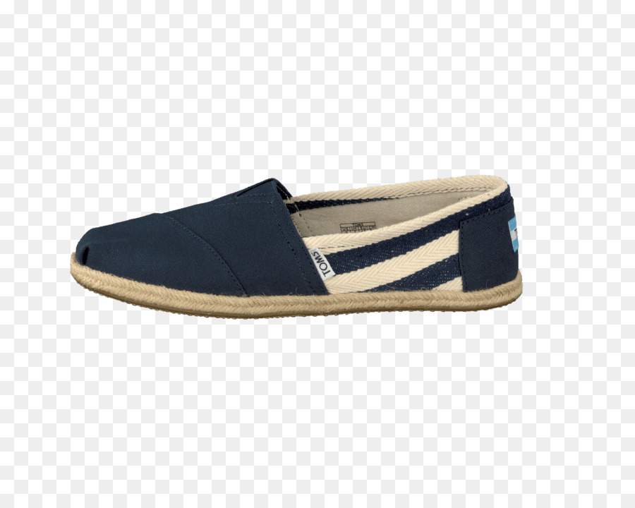 9158341f2f64 Toms Shoes TOMS Rose Gold Glimmer Women s Classics Slip-On Shoes - Size 12  Espadrille - navy stripes png download - 705 705 - Free Transparent Toms  Shoes ...