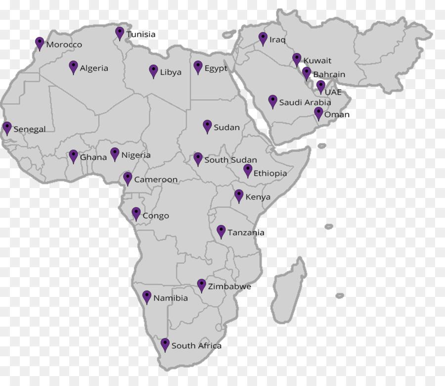 Nahost Karte.Nahost Karte Nord Afrika Mena Bild Karte Von Marokko Afrika Png